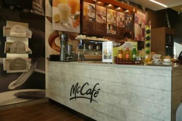McCafe Rimini via Flaminia