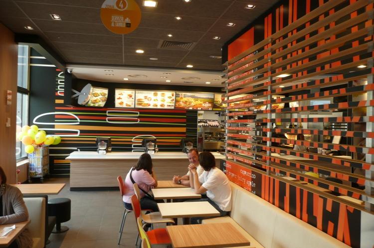McDonald's Trieste P.zza Goldoni