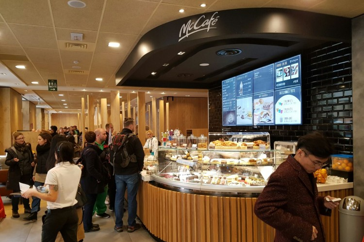 McDonald's Roma Borgo Pio
