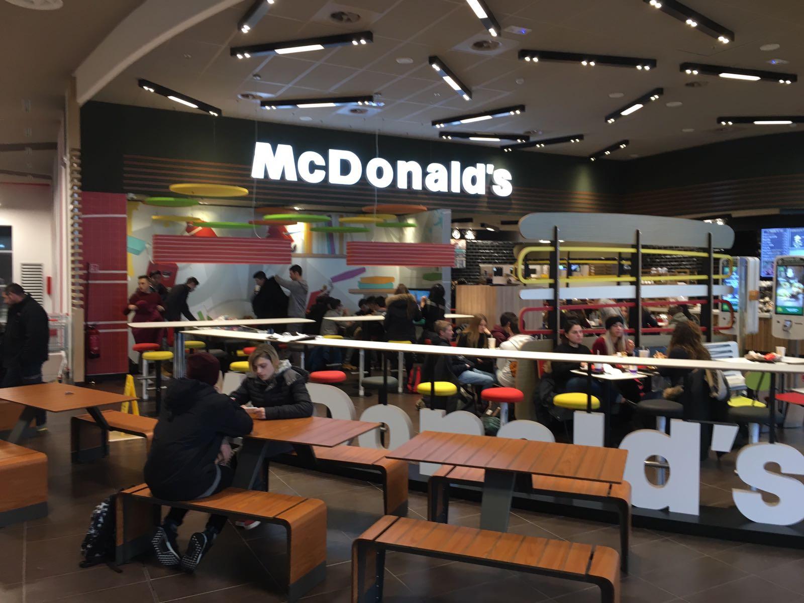 arredamento bar e ristoranti mcdonald 39 s udine