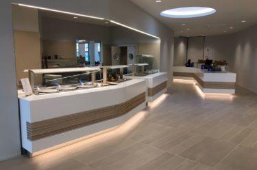 Foto Realizzazione CIR Food Centro servizi Cavagnari di Parma
