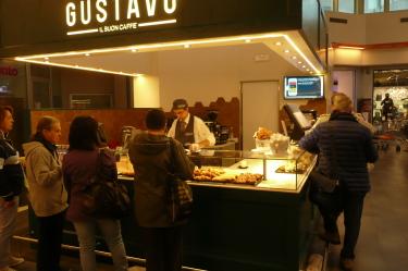 Camst Centronova Gustavo Italiano Buon Caffè